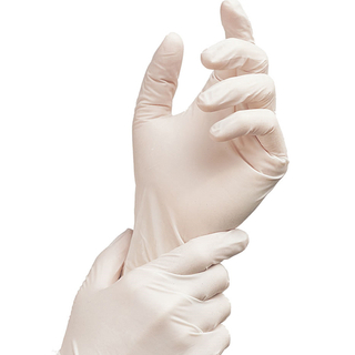 Virus protective disposable gloves medical protective clothing mask
