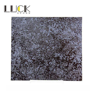 Various styles of enamelled tempered glass for architectural glass, curtain wall