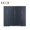 Glazed glass craft car engraved TV cabinet, wardrobe glass