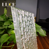 High quality 8mm Cast glass, ISO certified